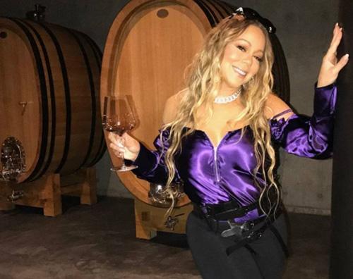 Mariah Carey 1 1 Mariah Carey e Bryan Tanaka, fuga romantica in Napa Valley