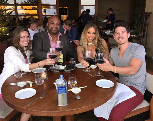 Mariah Carey Mariah Carey e Bryan Tanaka sono ritornati insieme
