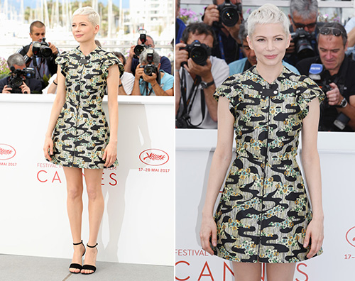 Michelle Williams 1 Michelle Williams presenta Wonderstruck a Cannes