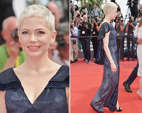 Michelle Williams 2 Michelle Williams presenta Wonderstruck a Cannes