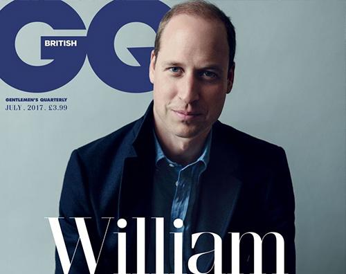 """Principe William 2 Principe William su GQ """"Mi ci sono voluti 20 anni per vivere serenamente il ricordo di mia madre"""""""