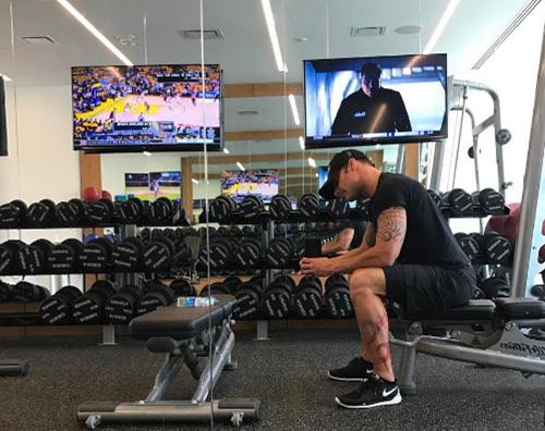Ricky Martin 2 Ricky Martin mostra i suoi tattoo su Instagram
