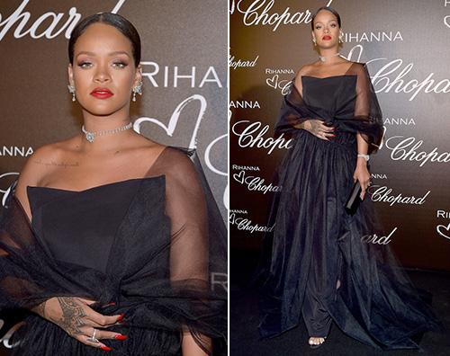 Rihanna 1 Rihanna a Cannes per Chopard