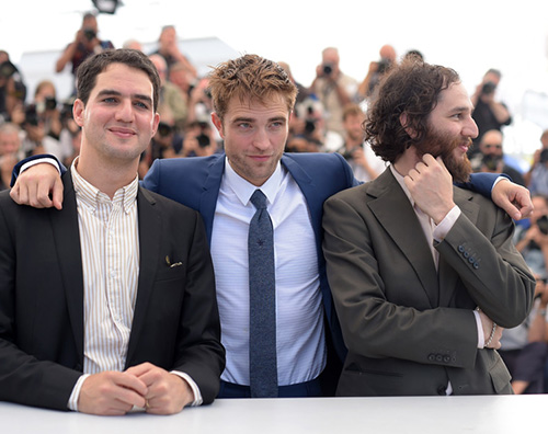 Robert Pattinson2  Robert Pattinson a Cannes per Good Times