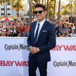 Zac Efron 2 150x150 La prima mondiale di Baywatch a Miami