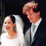 Colin Firth 150x150 8 coppie celebri che si sono sposate in Italia