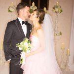 Jessica Justin 150x150 8 coppie celebri che si sono sposate in Italia