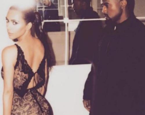 Kim 1 Kanye West festeggia i 40 anni in famiglia