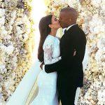 Kim Kardashian 150x150 8 coppie celebri che si sono sposate in Italia