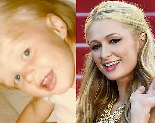Paris Hilton 2 Indovina la baby celebrity