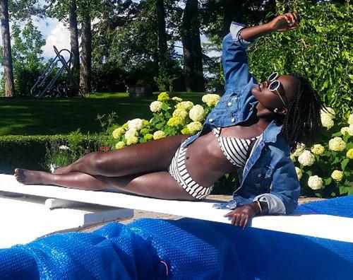Lupita Nyong o Prova costume superata per Lupita Nyong'o