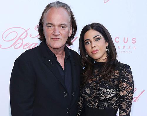 Tarantino Quentin Tarantino si è fidanzato