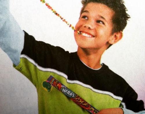 Taylor Lautner La foto di Taylor Lautner da bambino