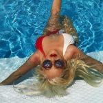 Xtina 3 150x150 Christina Aguilera, 4 luglio in famiglia