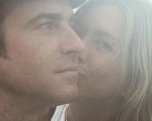 Jennifer Aniston e Justin Theroux Secondo anniversario per Jennifer e Justin