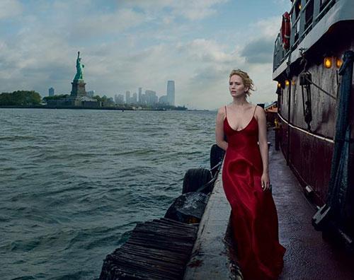 Jennifer Lawrence 2 Jennifer Lawrence Io e Darren insieme abbiamo una grande energia