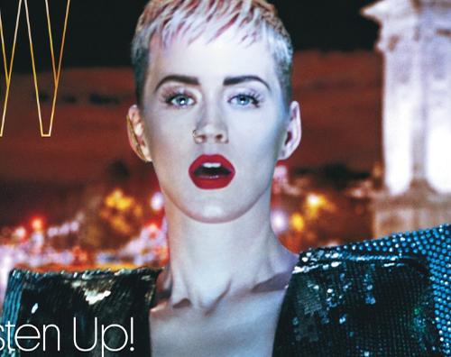 Katy Perry Katy Perry è sempre più Miley su W Magazine