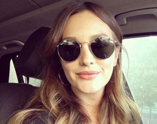Leighton Meester Leighton Meester insultata su Instagram