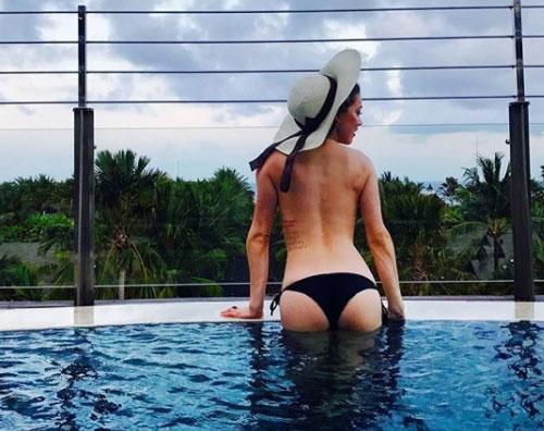 Amber Heard Amber Heard, hot a Bali