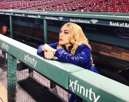 Lady Gaga Lady Gaga ringrazia i fan dopo il concerto