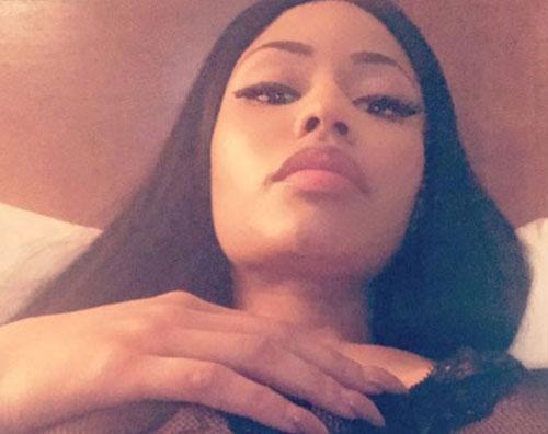 Niki Minaj 1 Nicki Minaj, selfie bollente su Instagram