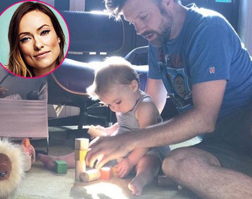 Olivia Wilde Olivia Wilde festeggia il compleanno di Jason Sudeikis sui social