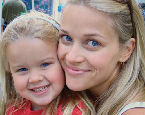 Reese Witherspoon Reese Witherspoon e Ryan Phillippe festeggiano i 18 anni di Ava