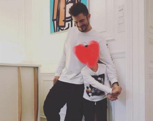 Orlando Bloom Orlando Bloom è un papà premuroso su Instagram