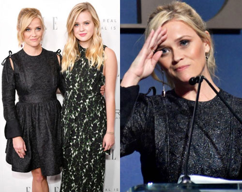 Reese Witherspoon 1 Reese Witherspoon sul red carpet con Ava