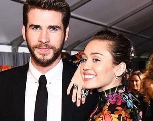 Senza titolo 1 1 Miley e Liam, primo red carpet di coppia dopo quattro anni