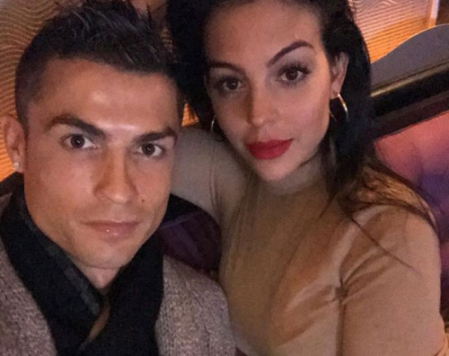 Georgina Rodriguez Cristiano Ronaldo festeggia il compleanno di Alana