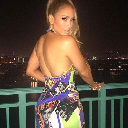 Jennifer Lopez 2 JLo e Alex Rodriguez volano a Dubai