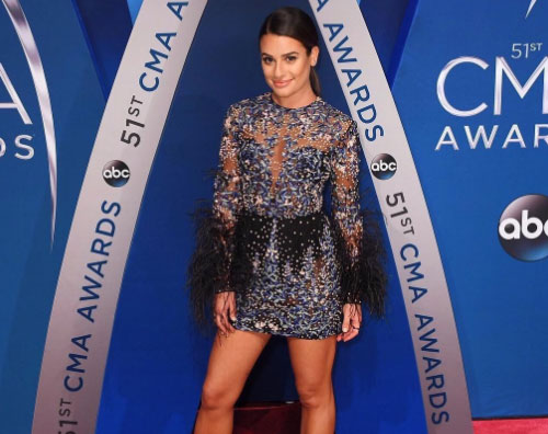 Lea Pink è una sposa ai CMA Awards