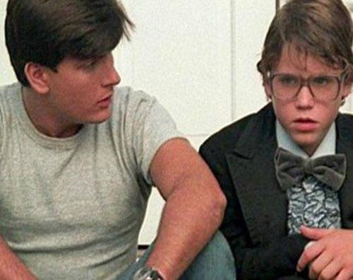 Lucas Charlie Sheen nega le accuse di pedofilia