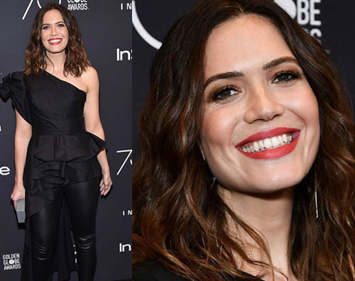 Mandy Moore Mandy Moore stilosissima al party In Style