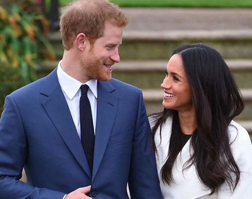 Principe Harry Harry e Meghan, le foto ufficiali del fidanzamento