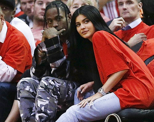kylie travis Kylie Jenner e Travis Scott ai ferri corti?