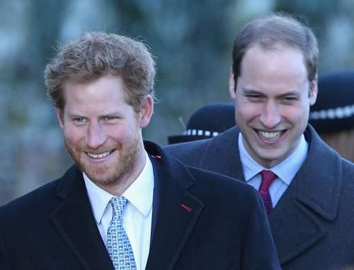 prince william1 z 500x381 William: Finalmente Harry starà lontano dal mio frigo