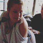 Kristen Bell 2 150x150 Kristen Bell mostra le foto del suo travaglio