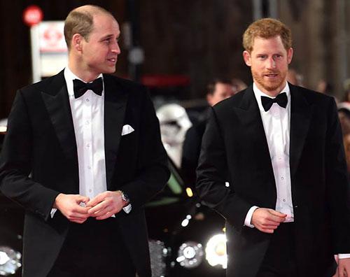 Principi William e Harry Cover Royal Wedding: sarà William il testimone di Harry