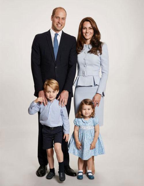 William e Kate Nuova foto ufficiale per William e Kate