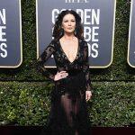 Catherine Zeta Jones 150x150 Golden Globes 2018: il red carpet