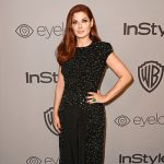 Debra Messing 150x150 Golden Globes 2018: il red carpet