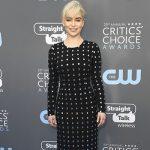 EmiliaClarke 150x150 Critics Choice Awards 2018: il red carpet