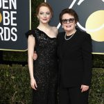 Emma Stone 150x150 Golden Globes 2018: il red carpet