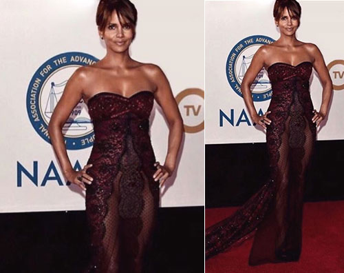 Halle Berry 1 Halle Berry è hot sul red carpet