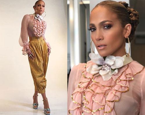 Jennifer Lopez 2 1 JLo elegantissima per World Of Dance