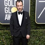 Jude Law 150x150 Golden Globes 2018: il red carpet