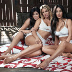 Kardashian Jenner 4 150x150 Le sorelle Kardashian e Jenner in intimo per Calvin Klein