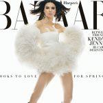 Kendall 5 150x150 Kendall Jenner conquista la cover di Harper's Bazaar